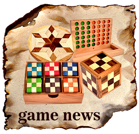 Wooden games and wooden puzzles all new information at Ting Tong Games